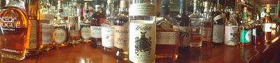 best-hudson-valley-whiskey-bourbon-bars-all-bottles