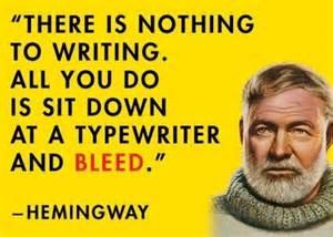 hemingway-bleed